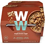 WW Maple Brown Sugar Instant Oatmeal - 3 SmartPoints - 2 Boxes (8 Count) - Weight Watchers Reimagined