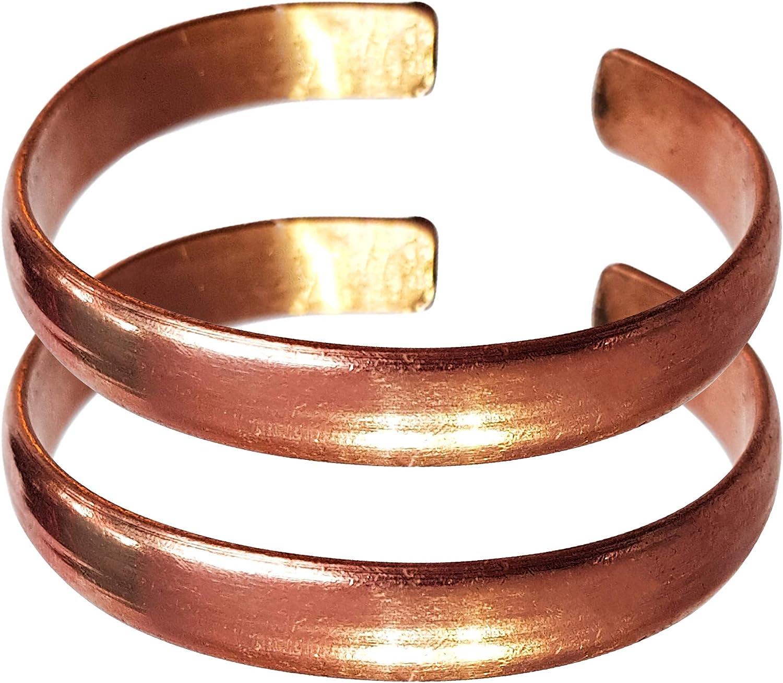 Raw Copper Bracelet femme Copper Cuff Bracelet homme Copper Bangle Gift for Women Cadeau femme Minimalist Bracelet 3rd Anniversary Gift