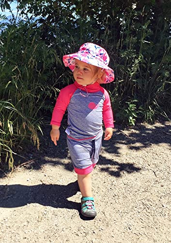 JAN   JUL Sun Protection for Kids Water Play  Hat Or Swim Shirt ... af6e293c3f75