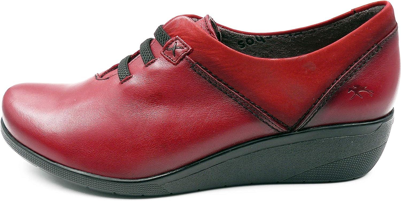 F0229 92 Chaussures Femme Confortable Abotiné FLUCHOS Femme