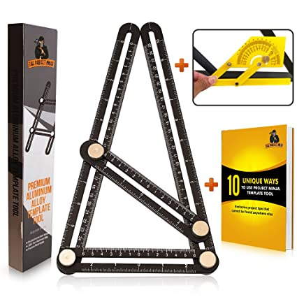 universal angularizer ruler by project ninja full metal premium