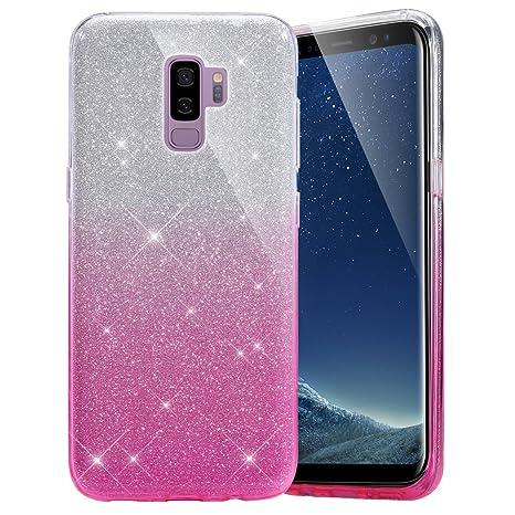 3d697055d203 EINFFHO Coque Samsung Galaxy S9 Plus