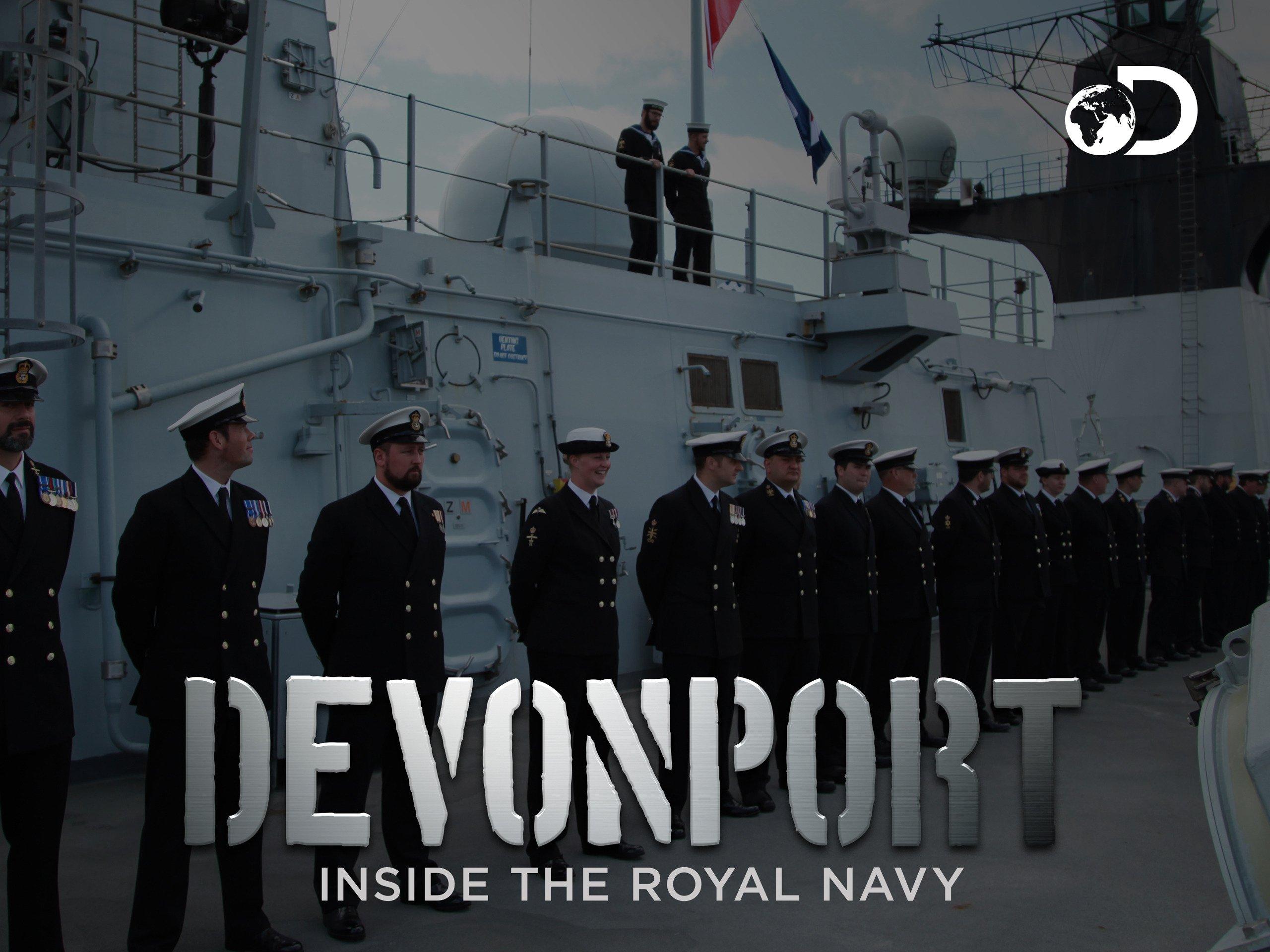 Amazon co uk: Watch Devonport: Inside The Royal Navy - Season 1