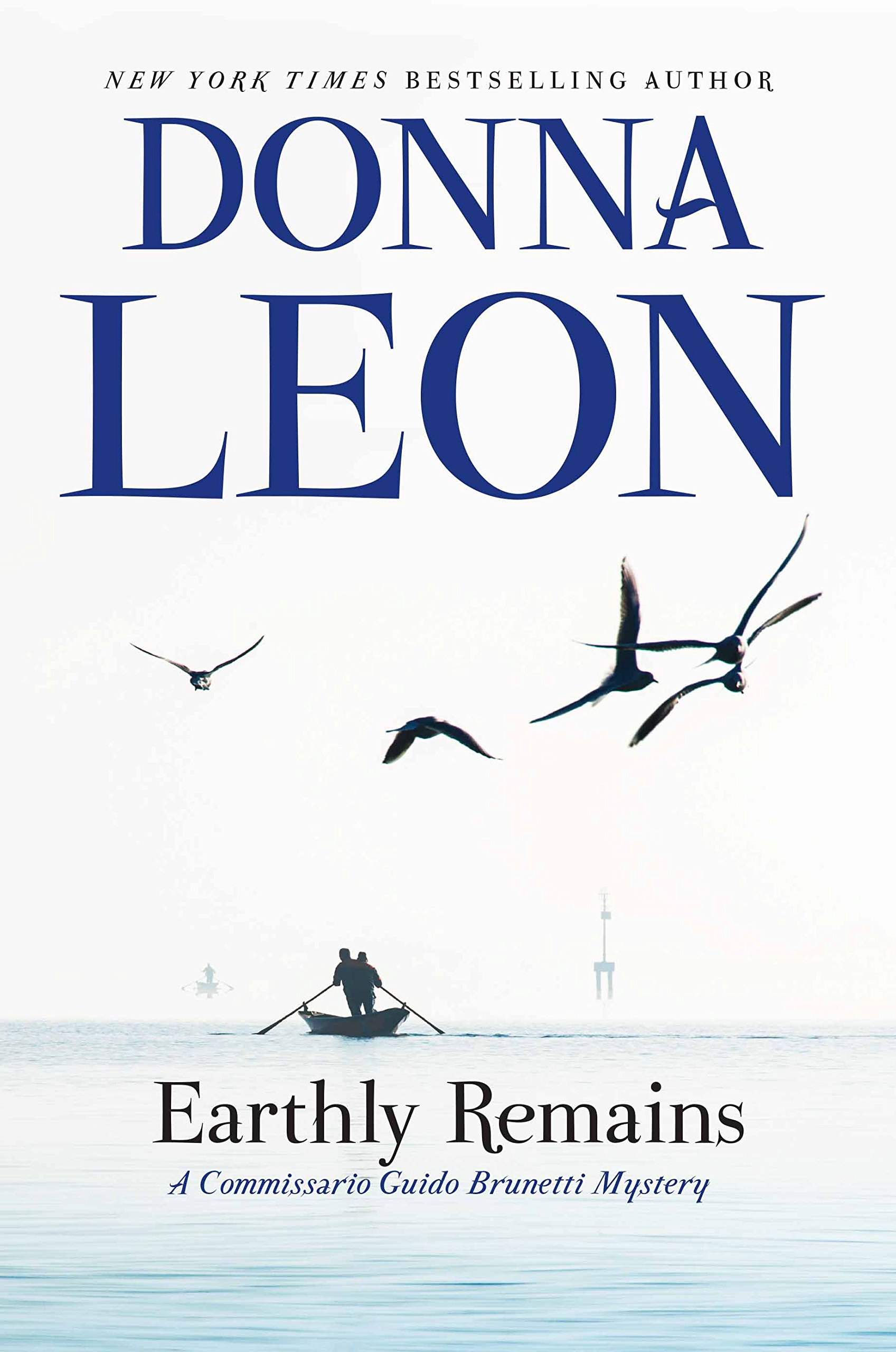 Earthly Remains: A Commissario Guido Brunetti Mystery ebook