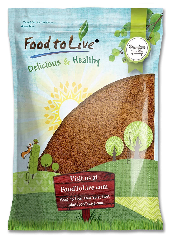 Cacao Powder, 6 Pounds - Kosher, Raw, Vegan, Unsweetened, Bulk