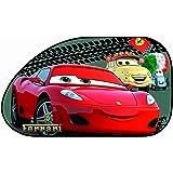 """Disney 28310 Pare Soleil latéral profilé """" Cars """" (la paire)"""
