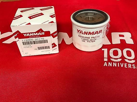 ersetzt 128270-12540 YM Luftfilter-Element für Yanmar Serie GM