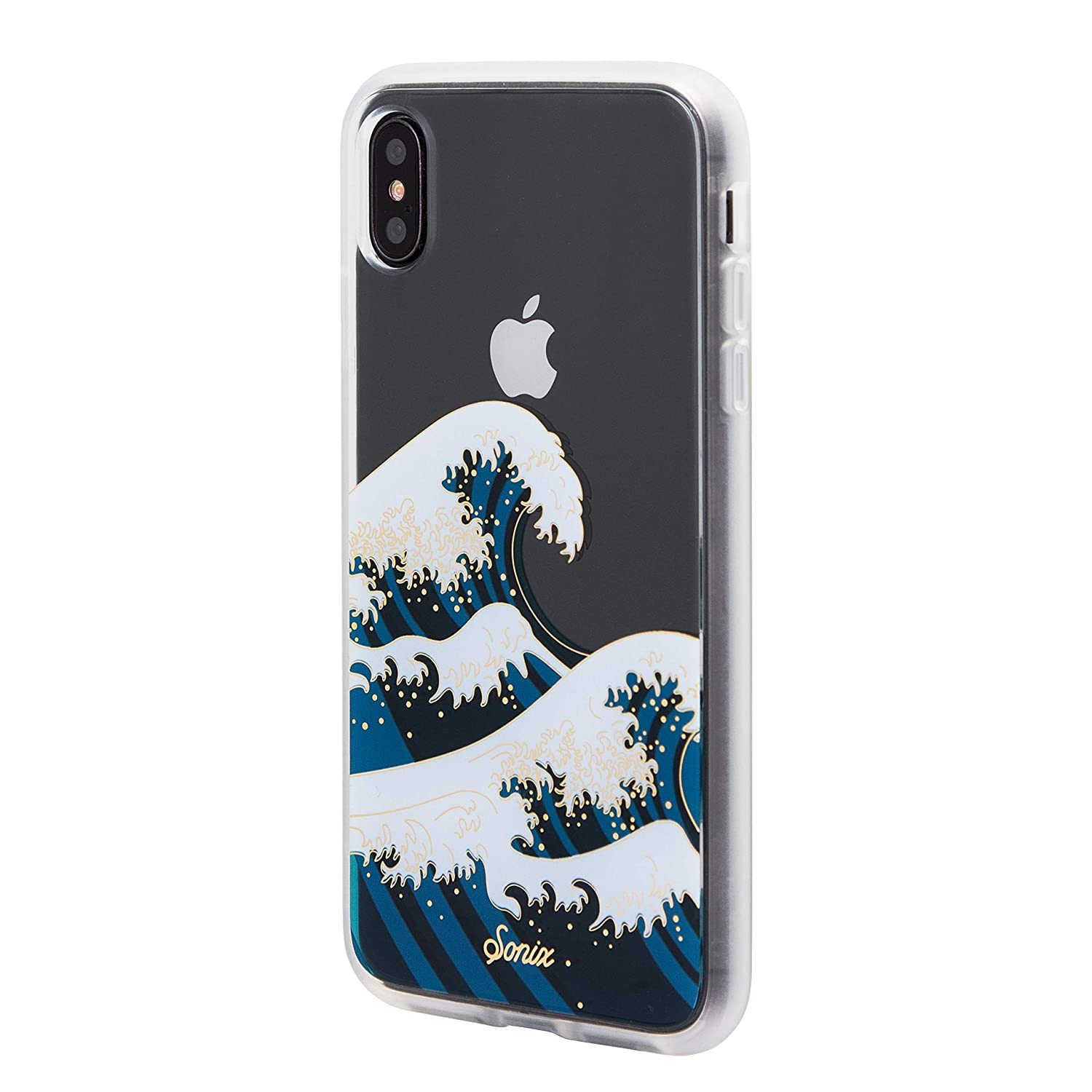 iphone xs max case wave line