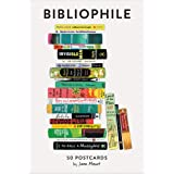 Bibliophile: 50 Postcards: (Literary Postcards, Stationery Gift for Book Lovers)