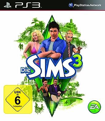 Die Sims 3 Playstation 3 Amazonde Games