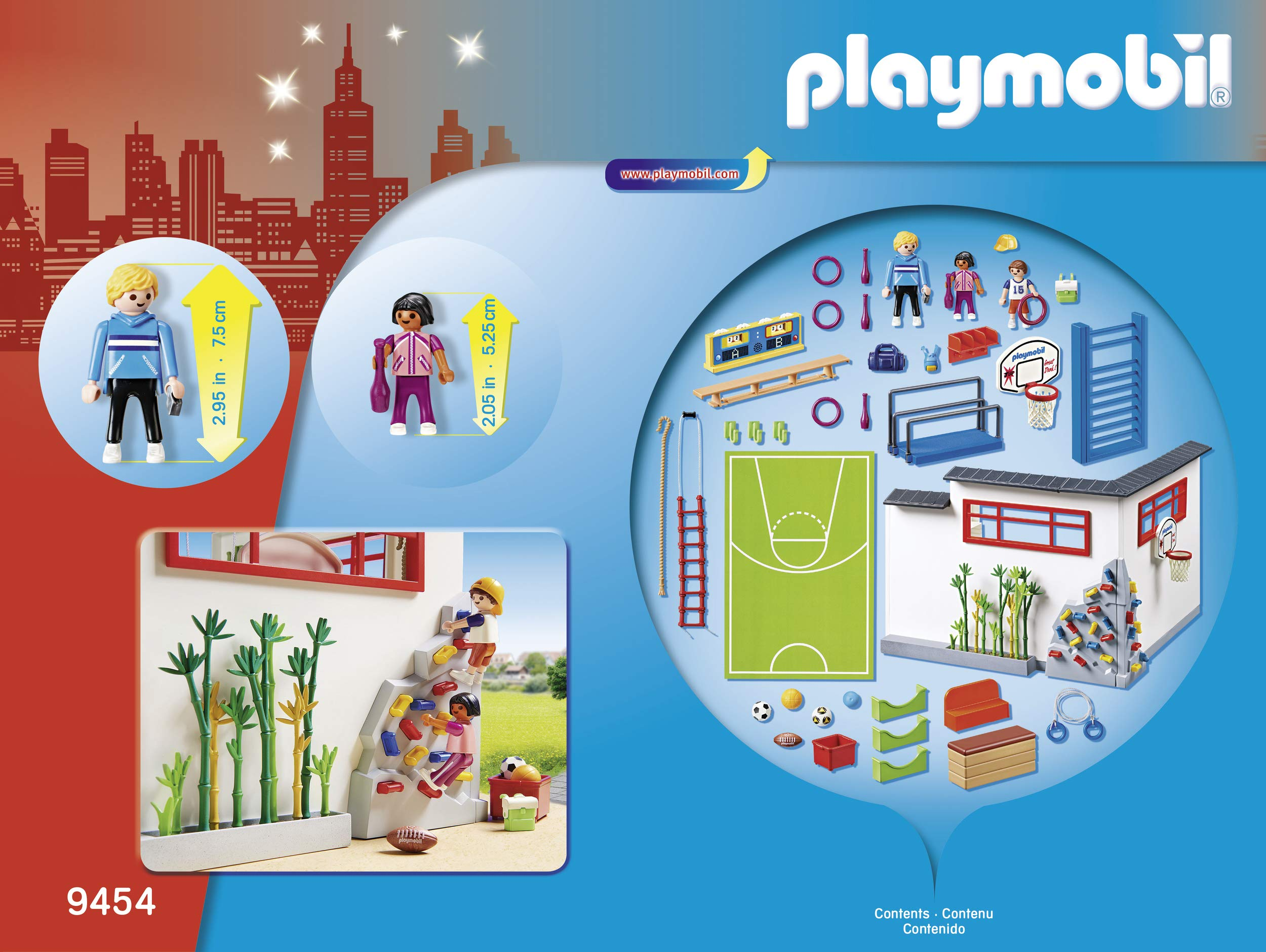 PLAYMOBIL® Gym Building Set by PLAYMOBIL® (Image #6)