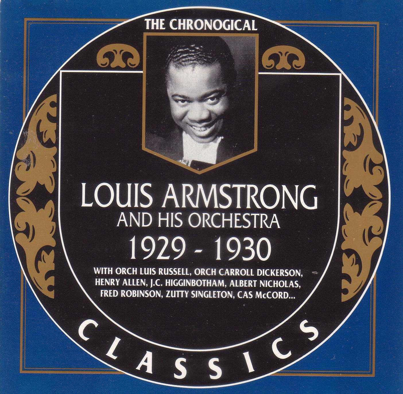Louis Armstrong 1929-1930