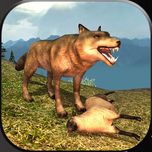 Wolf Simulator 2 : Hunters -