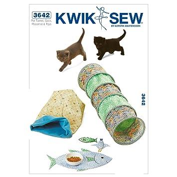 Kwik Sew K3642 Schnittmuster, Tunnel, Kuschelsack, Platzdeckchen und ...