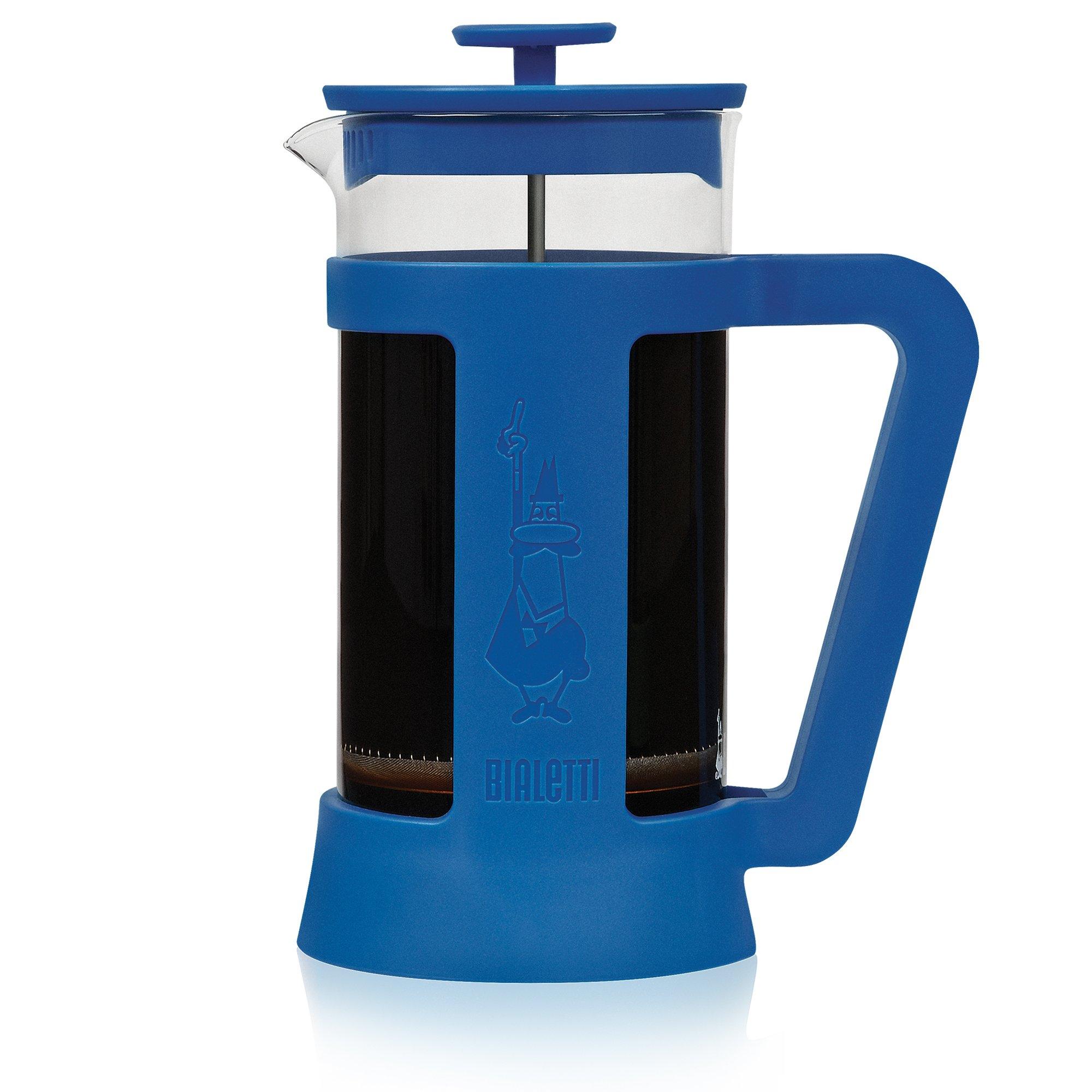 Bialetti 06643 Modern Coffee Press, Blue