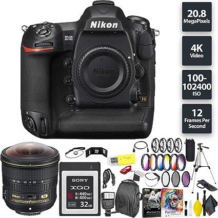 Review Nikon D5 DSLR Camera