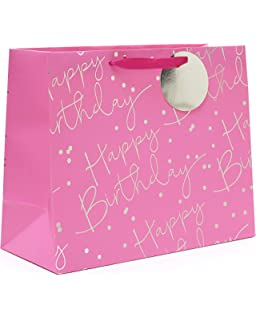 Extra Large Gift Bag For Girls Present Wrap Unicorn Birthday Party Kids Women XL