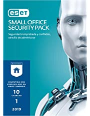 ESET Small Office Security v12 2019, 10 Licencias