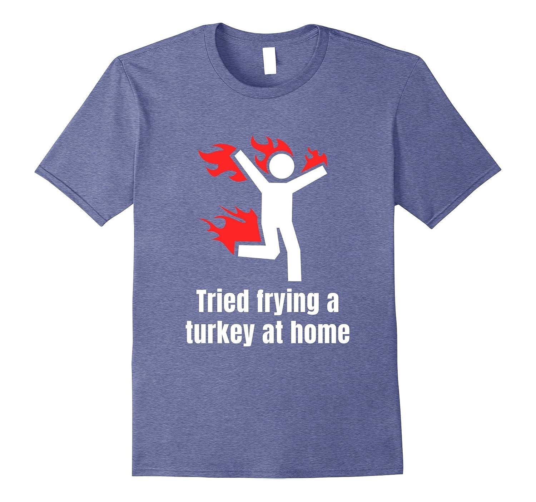 Funny Thanksgiving T Shirt Comical Holiday Sayings Adult Fun-T-Shirt