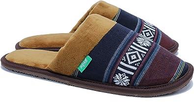 PONO Footwear Men's Slipper Woodland