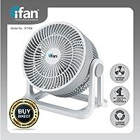 "PowerPac IF7408 IFAN 8"" Floor Fan with Whole Room Air Circulator"