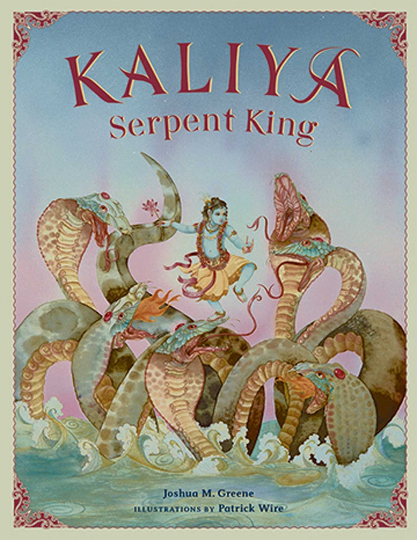 Download Kaliya, Serpent King: New Edition ebook