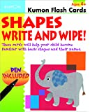 Shapes Write and Wipe