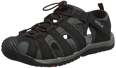 Mens GOLA Walking Sandals Sports Hiking Closed Toe Shoes NEW 7 8 9 10 11 12