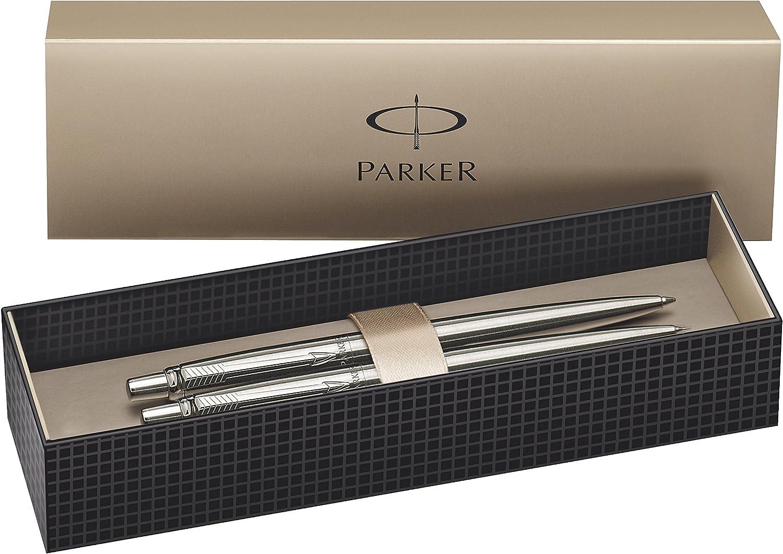 confezione regalo argento M Econ 240//140 Lamy 1230494 Set di penna e matita in custodia in ecopelle