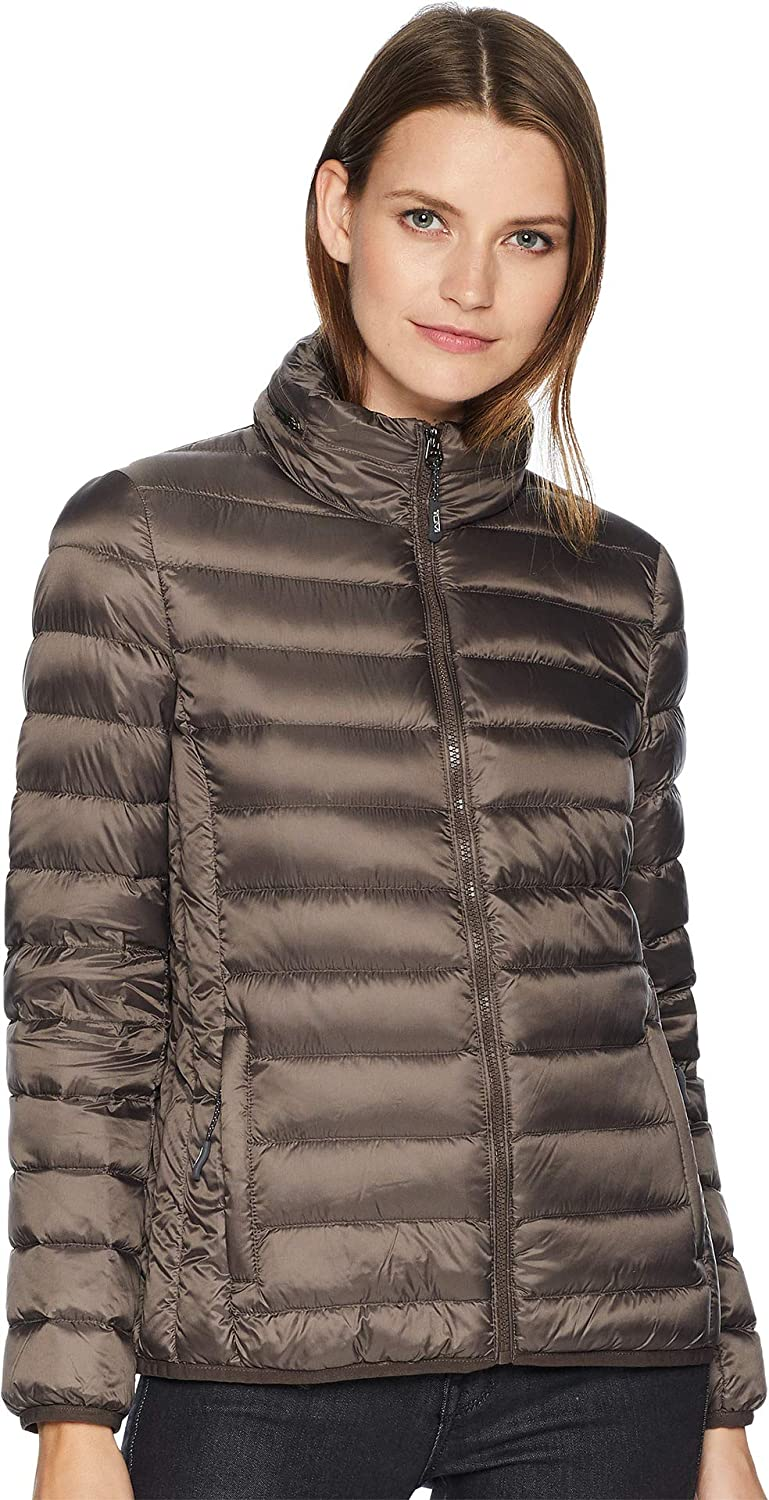 f4d1bef43b7 Tumi Womens Clairmont Packable Travel Puffer Jacket
