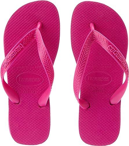 Havaianas Slim Logo Hollywood Rose Rubber Adult Flip Flops Sandals