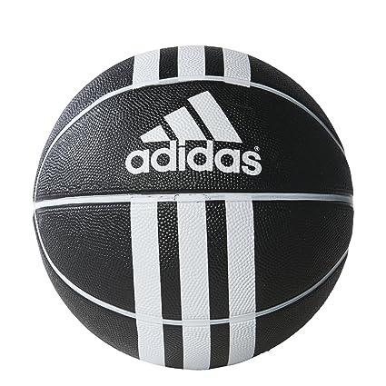 adidas 3S Rubber X Balón, Unisex, Negro/Blanco, Talla Única ...
