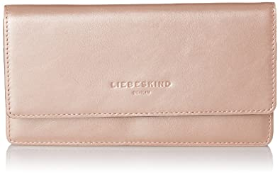 03bb3140374f06 Liebeskind Berlin Damen Slam7w Pearl Geldbörse, Pink (Rose Gold), 3x10x19 cm