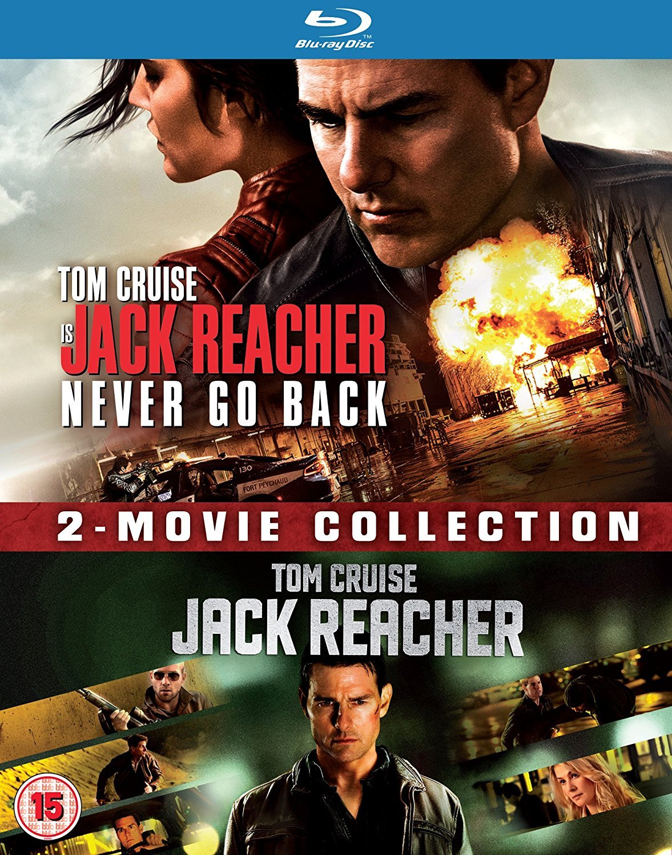 jack reacher imdb amazon