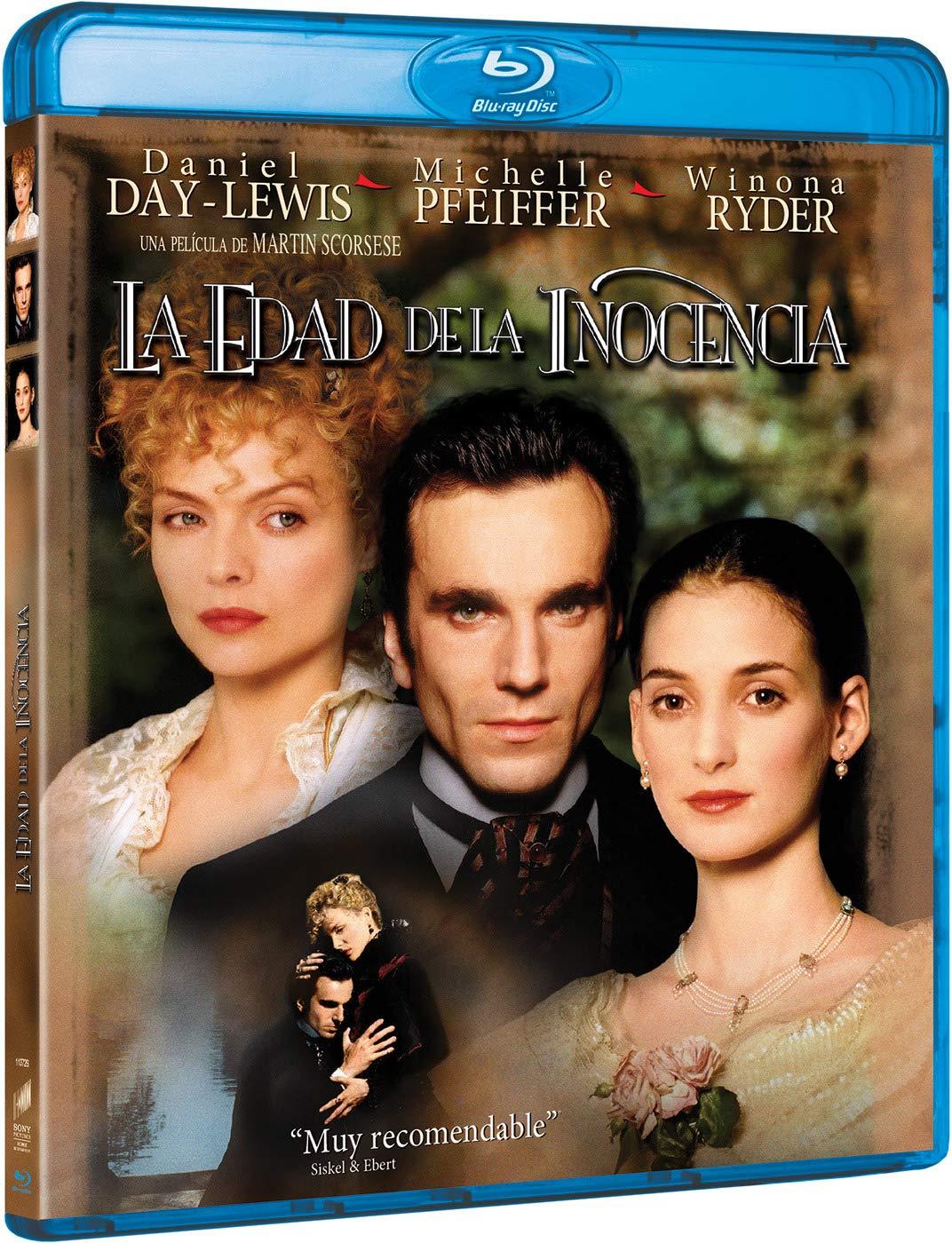 La Edad De La Inocencia [Blu-ray]