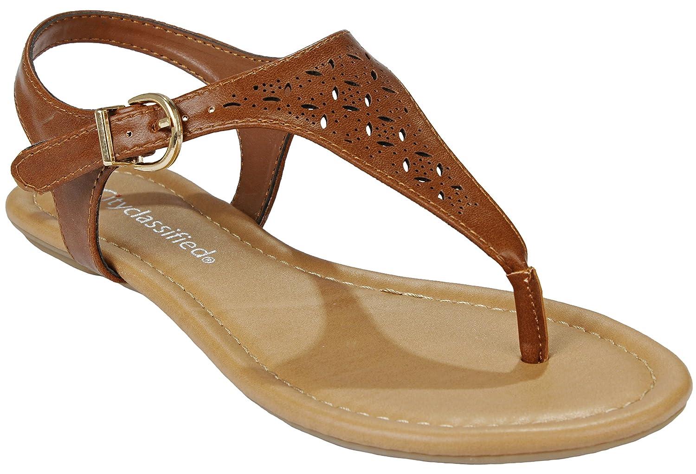 JJF Shoes レディース B07BD5M2G8 7 B(M) US|タン タン 7 B(M) US