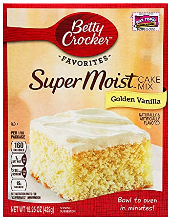 Tres Leches Cake Mix Betty Crocker