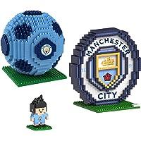 BRXLZ Manchester City FC 3D Construction Toy Bundle