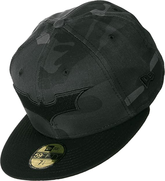 Gorra 59Fifty Camo Batman Fitted by New Era gorra de baseballgorras visera  plana (7 1 51e6b39d095