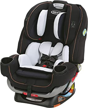 Graco 4Ever Extend2Fit 4 in 1 Ride Rear Facing Longer Car Seat