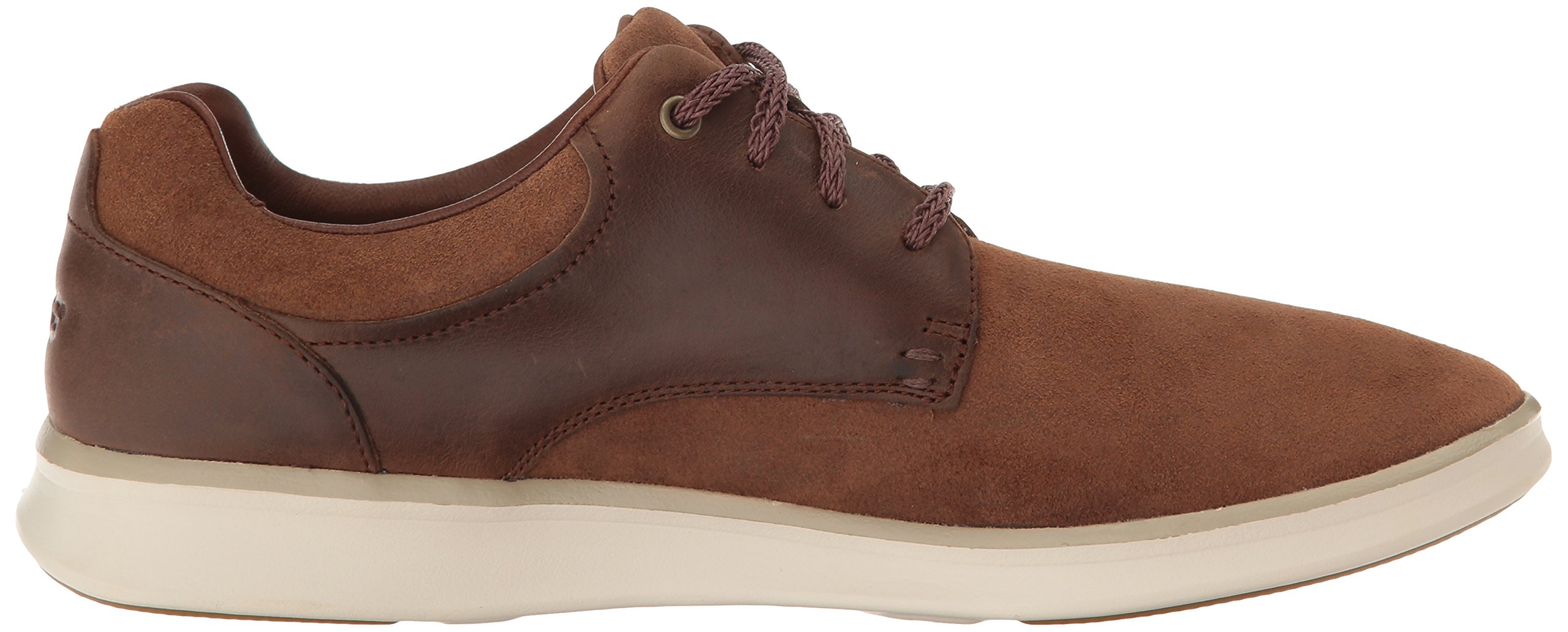 UGG Men's Hepner Fashion Sneaker Chestnut 11.5 M US by UGG (Image #7)