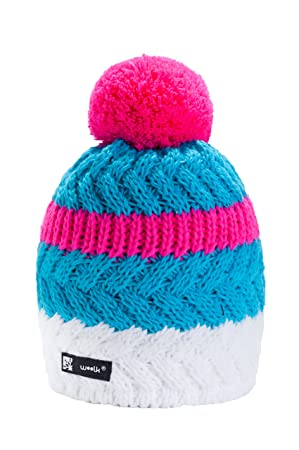 Morefaz - Gorro de invierno de lana unisex - Gorro estilo Beanie ideal para  esquiar y f212dc76382