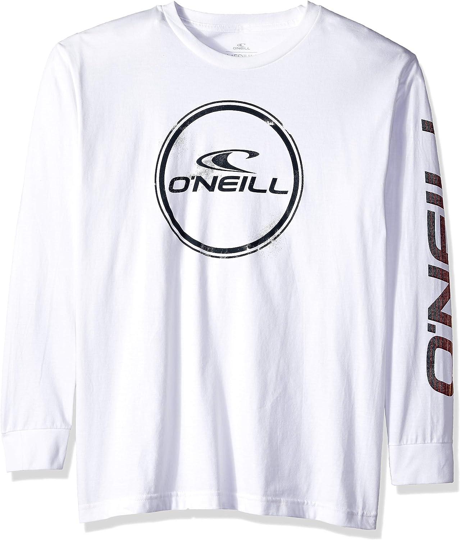 ONeill - Camiseta - Camisa - para Hombre Blanco Blanco Small: Amazon.es: Ropa y accesorios