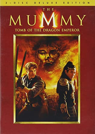 fe4f20abb Amazon.com: The Mummy: Tomb of the Dragon Emperor (Two-Disc Deluxe ...