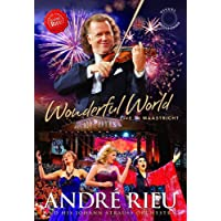 André Rieu: Wonderful World - Live In Maastricht [DVD]