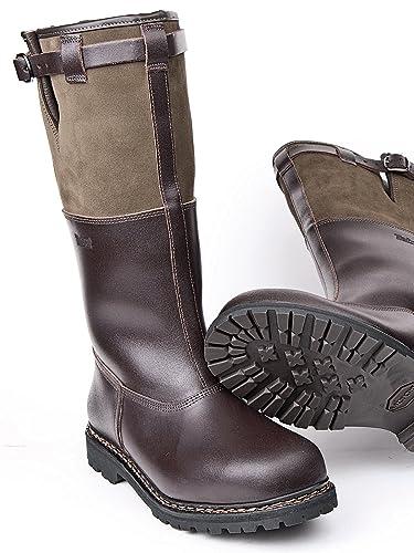 Glattleder Stiefel für Damen und Herren   Zalando