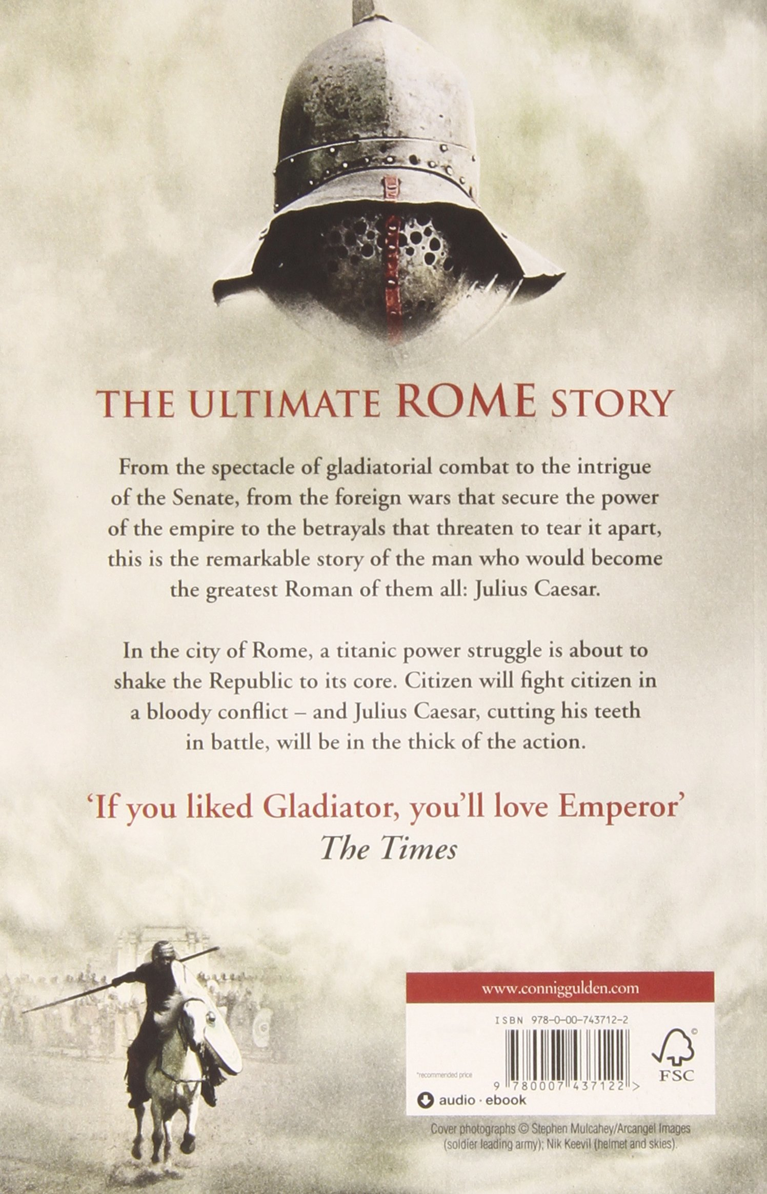 The Gates Of Rome (emperor Series, Book 1): Amazon: Conn Iggulden:  8601404263125: Books