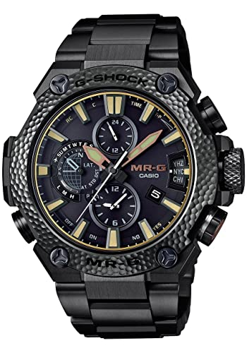 Amazon.com: Casio G-Shock MR-G MRGG2000HB-1A Mens Titanium ...