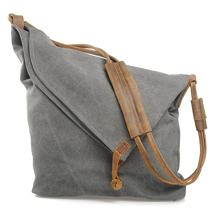 Winkine Casual Style Canvas Hobo Bag - Tote Bags - Crossbody Shouder Bag - Fit  15  Amazon.ca  Shoes   Handbags c02fc0d2cb249