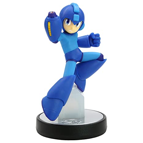 Amiibo Mega Man   Japan Import (Mega Man Series) by Nintendo